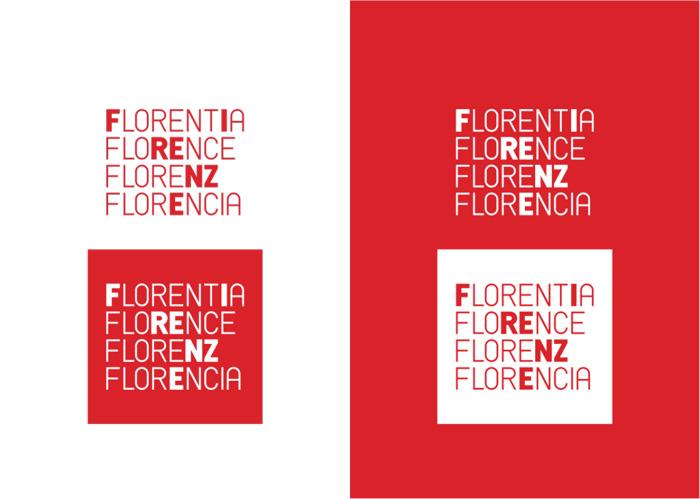 """Il logo vincente del contest """"Brand per Firenze"""""""
