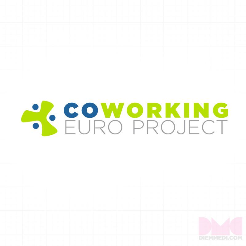 Diemmedi per coworking euro project logo sito internet for Logo sito internet